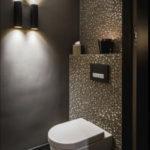 Glasmosaik Stark WC Geberit